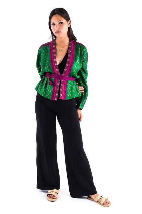 Madhu Silk Kimono #8