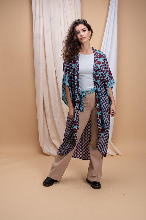 Vimla Kimono #15