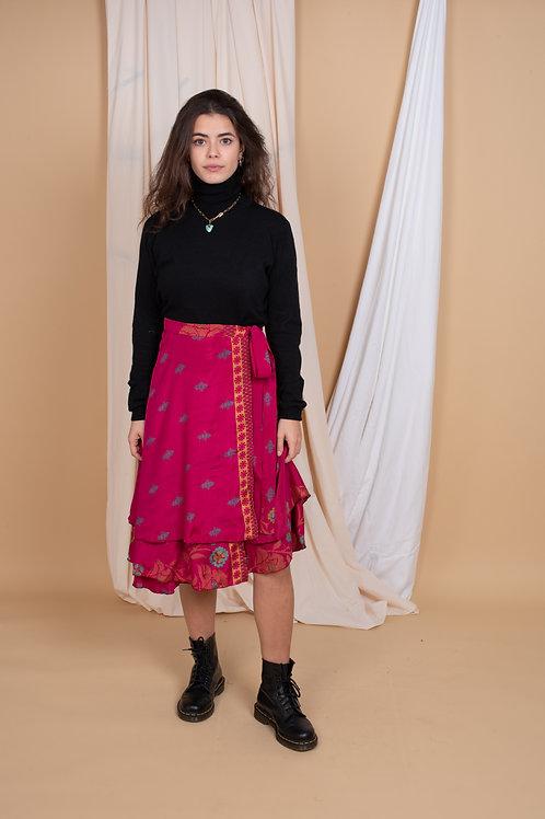 Marion Wrap-Skirt #2