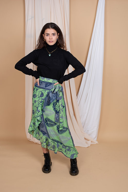 Laura Wrap-Skirt #1