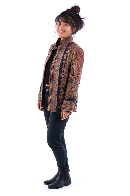 Jodhpur Pashmina Coat #18