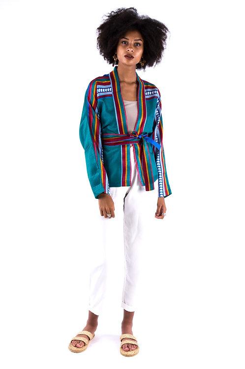 Madhu Silk Kimono #5