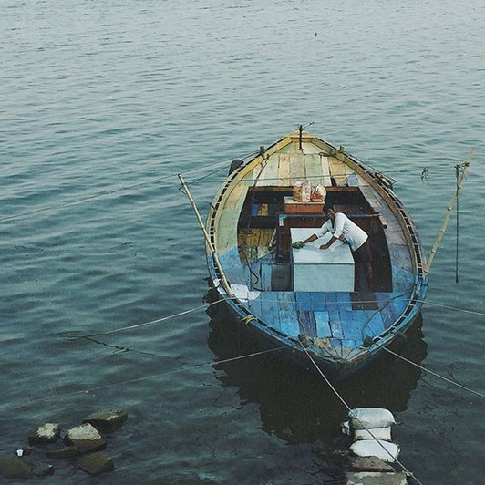Ganga River Magic