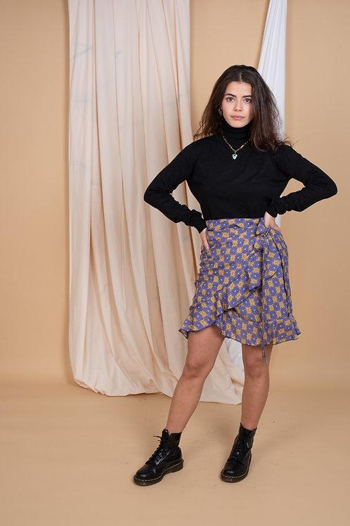 Inès Wrap-Skirt #1