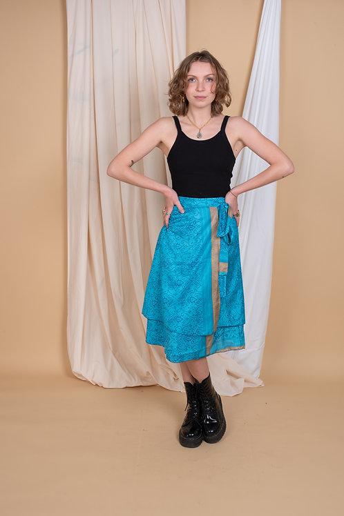 Marion Wrap-Skirt