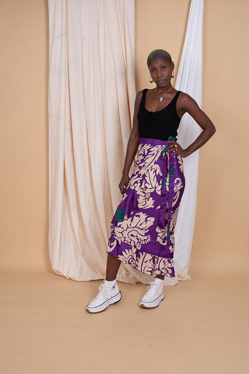 Laura Wrap-Skirt #11