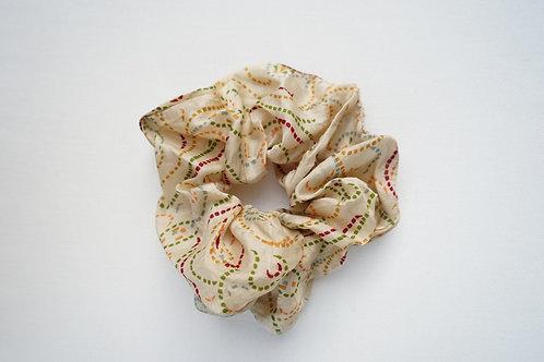 Silk Scrunchy #12
