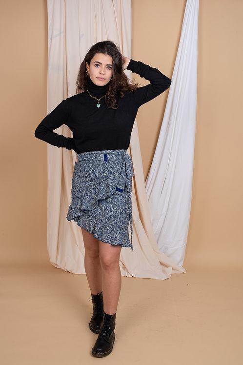 Inès Wrap-Skirt #6