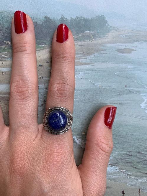 Lapis Ring #25