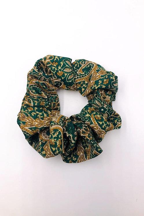 Silk Scrunchy #15