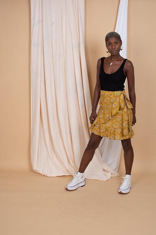 Inès Wrap-Skirt #2