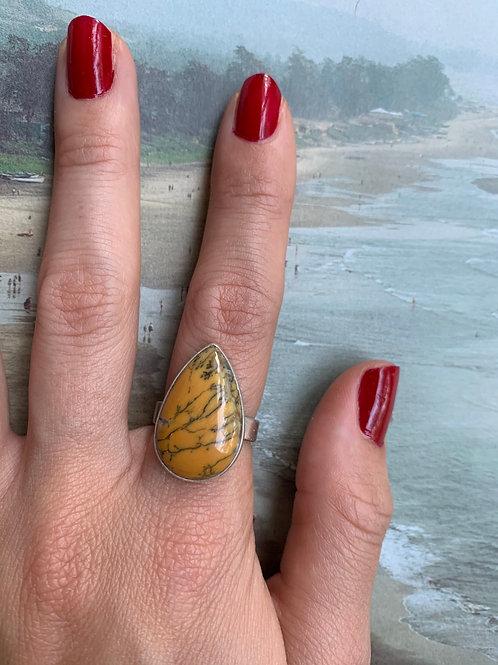 Bumblebee Ring #15