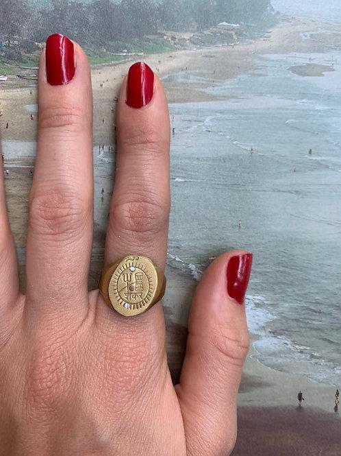 Special Pushkar  Signet Ring #2