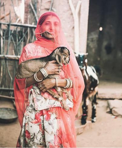 Saheli Women in the village