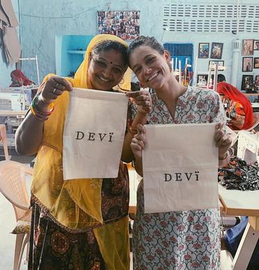 Saheli women and founder of Devï