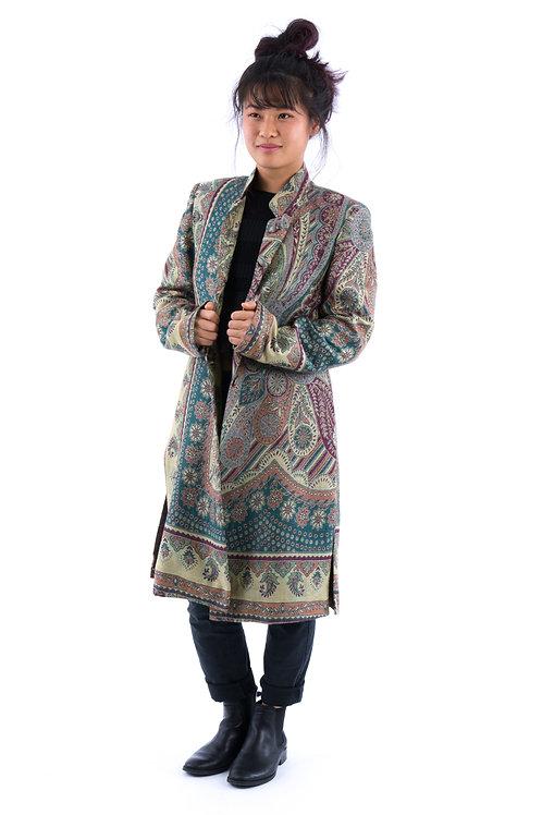 Jodhpur Pashmina Coat #12