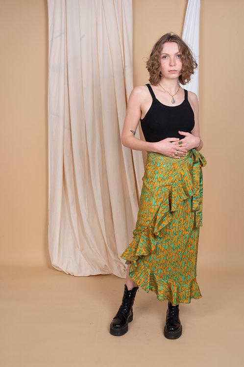 Laura Wrap-Skirt #3