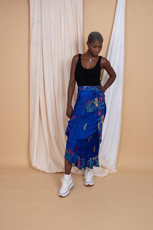 Laura Wrap-Skirt #7