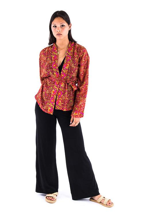 Madhu Silk Kimono #4