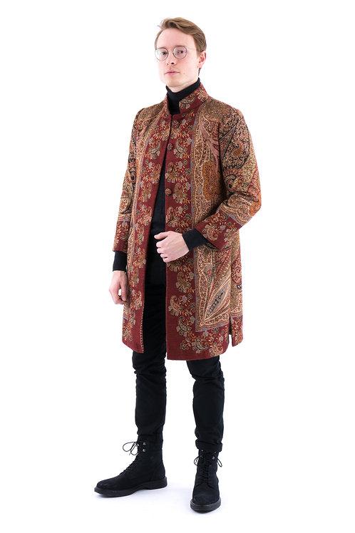 Jodhpur Pashmina Coat #4
