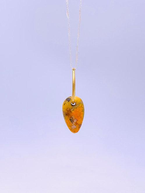 Jaipur Earring Gold Small #1
