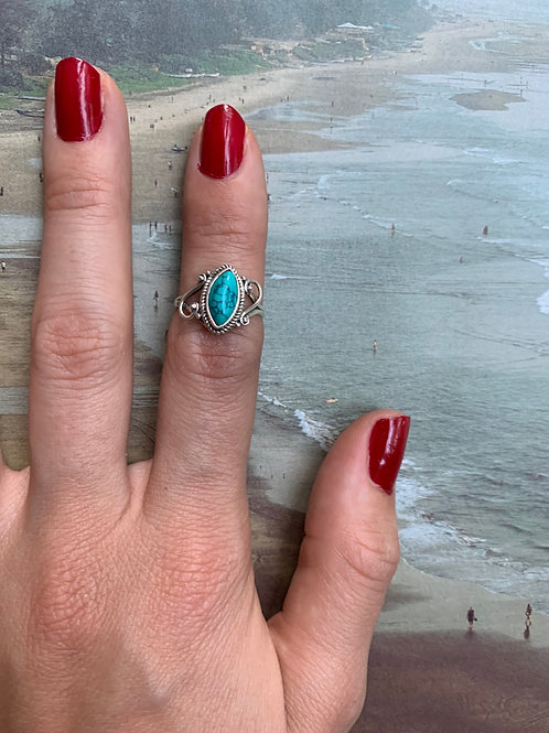 Turquoise Ring Small #8