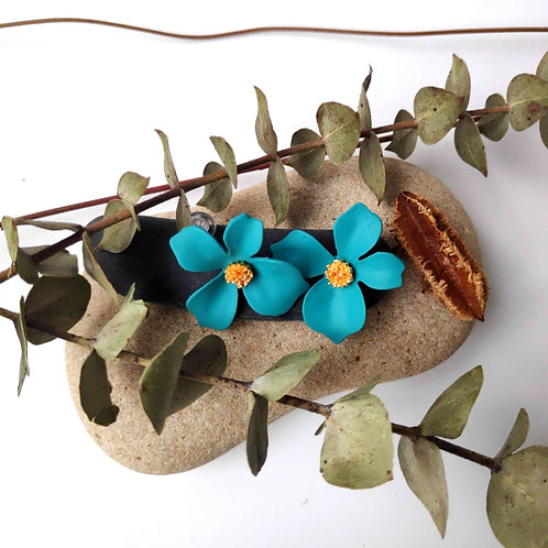 Brincos Turquoise  Sumire
