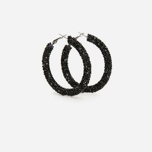 Argolas Noir Luxury
