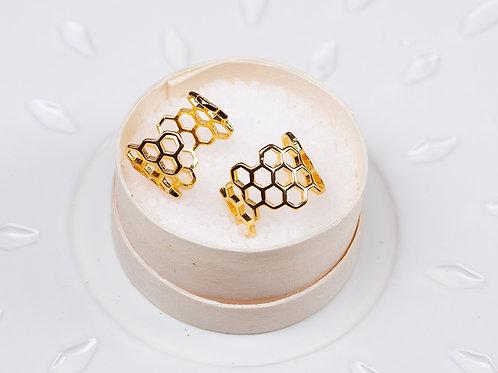 Anel Bee -SÓ 1 DISPONÍVEL