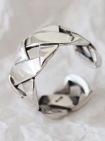 anel prata 925