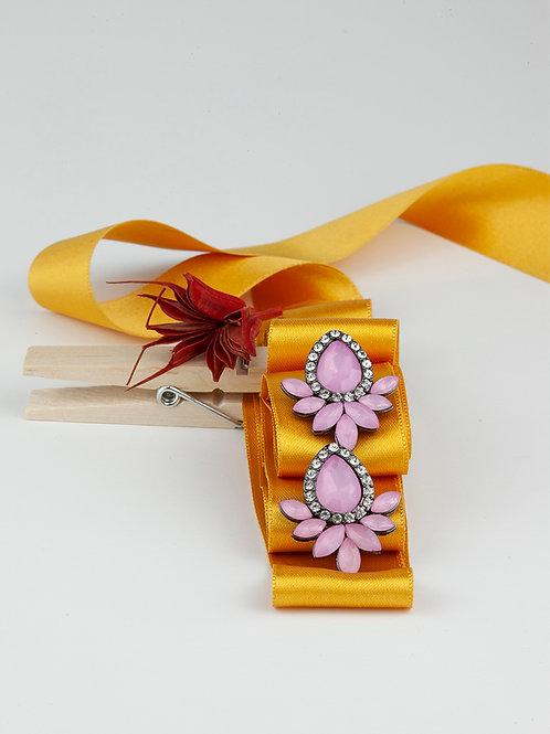 Brincos Flower Pink