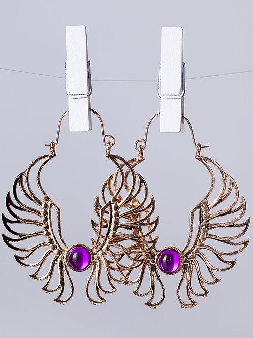 Brincos Wings
