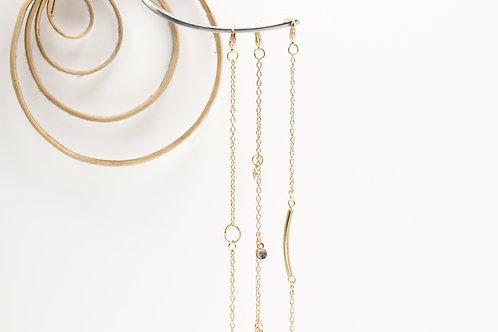 Pulseiras Multi Chain Gold