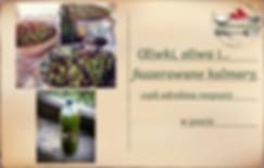 oliwki, oliwa, kalmary, kuchnia sycylijska, peperoneblog