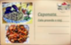 caponata, kuchnia sycylijska, bakłazany, peperoneblog
