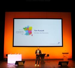Yan Kuszak I Animateur-Présentateur Journaliste Eventhost MC