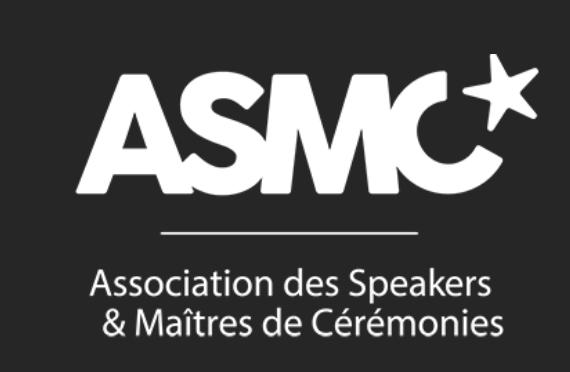 Logo ASMC N&B 3 lignes