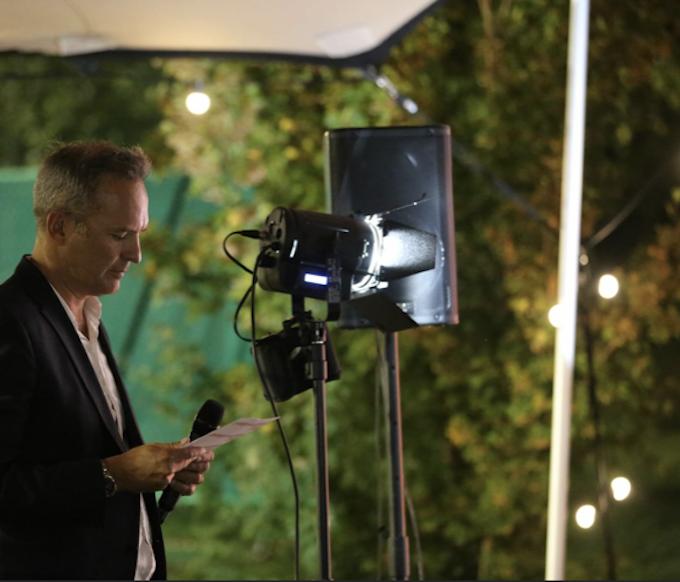 Yan Kuszak #MC #presenter #maitredeceremonie #eventhost