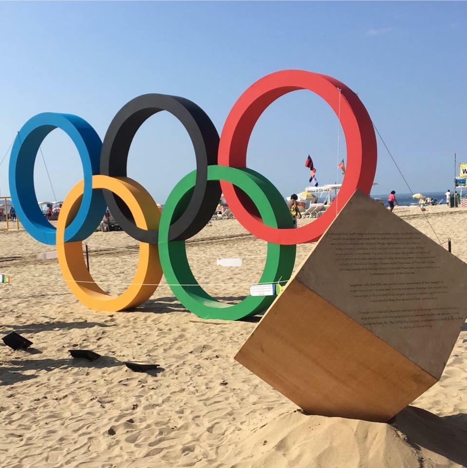 ...Jeux Olympiques de Rio 2016