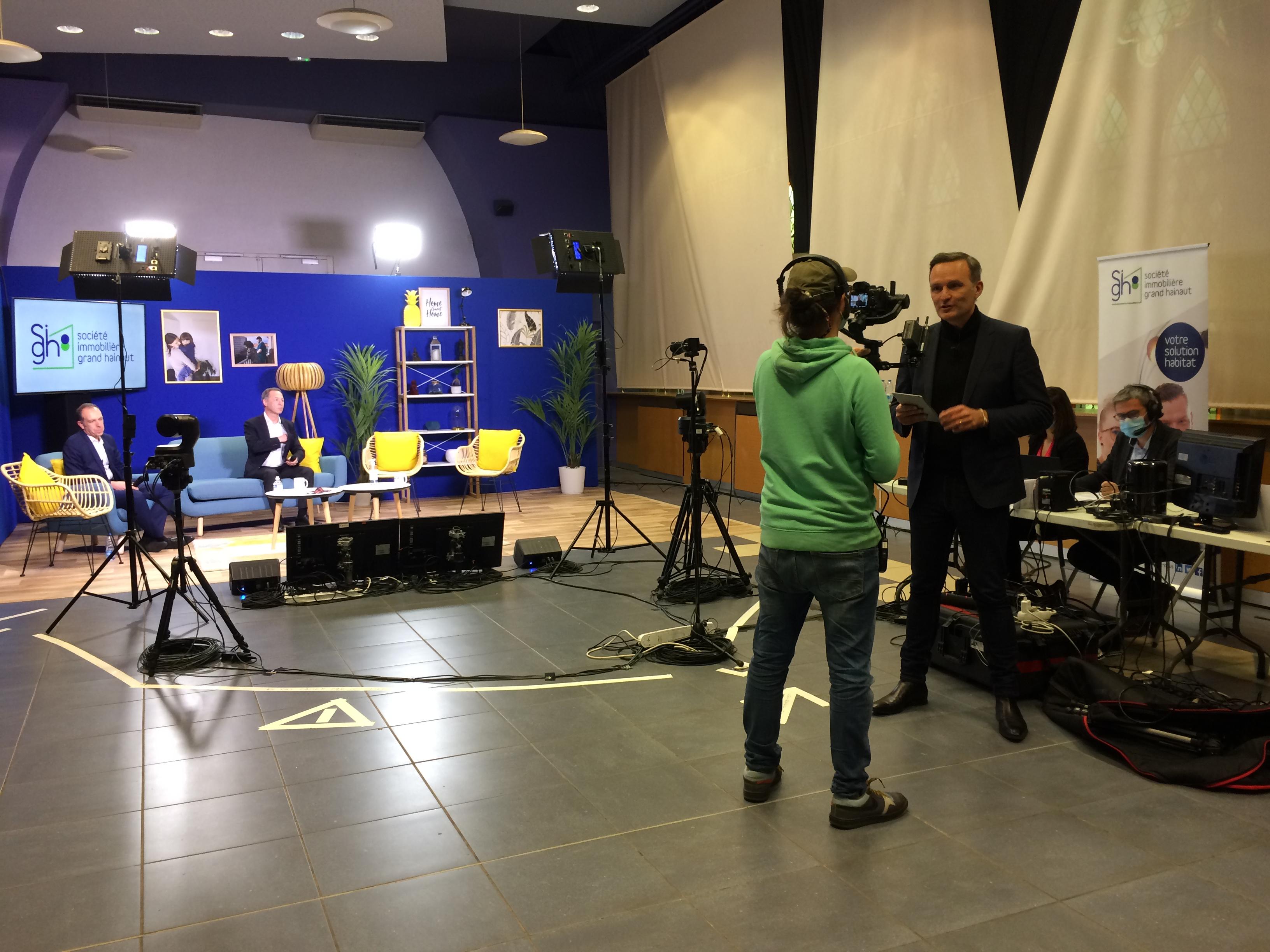 Yan Kuszak Présentateur Eventhost MC