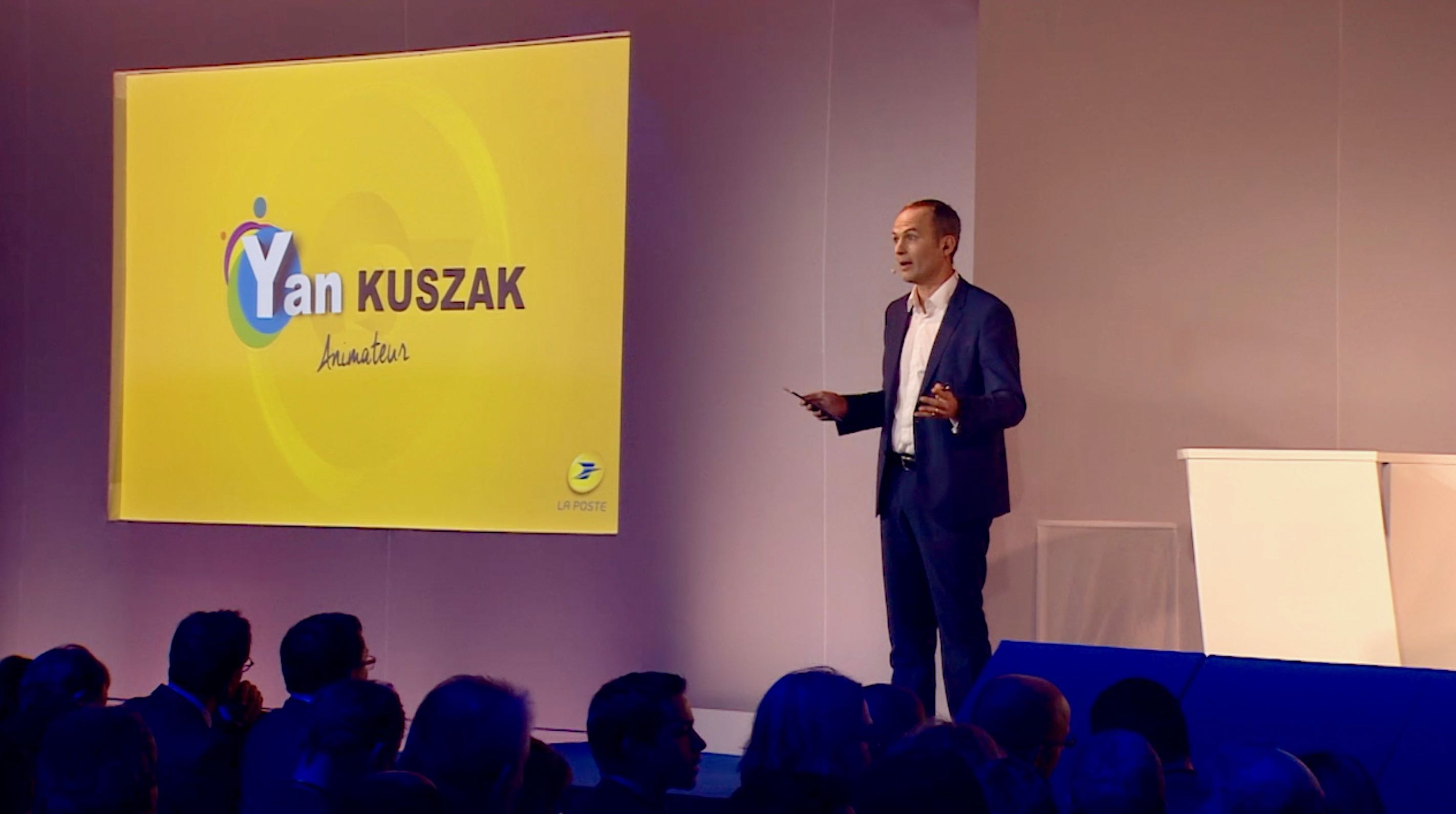 Yan Kuszak #eventhost #MC #maitredeceremonie #mykrosport #presenter #presentateur