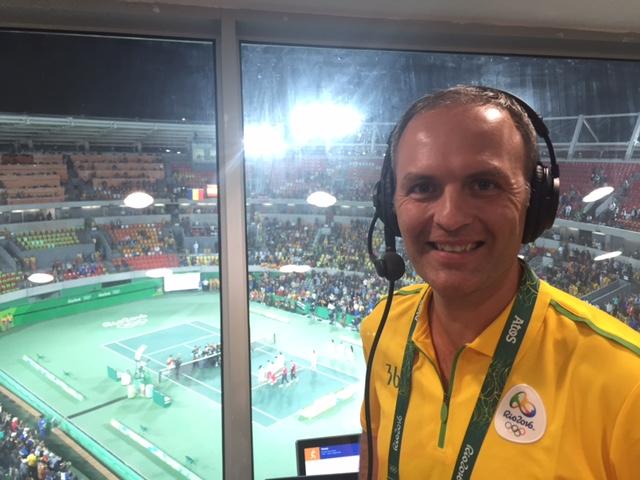 Voix anglaise & française - Rio 2016