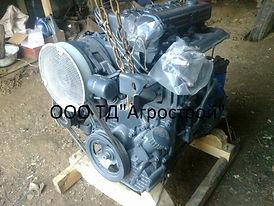 Дизеьный двигатель Д130
