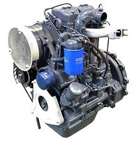 Двигатель д120