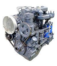 Двигатель д130