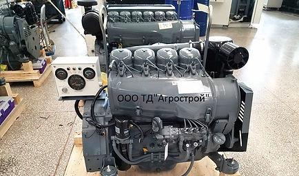 Двигатели дойц