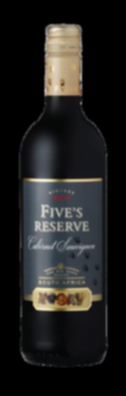 Fives Reserve - Wines Large_Cabernet Sau