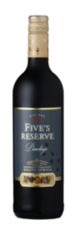 Fives Reserve - Wines Large_Pinotage.png