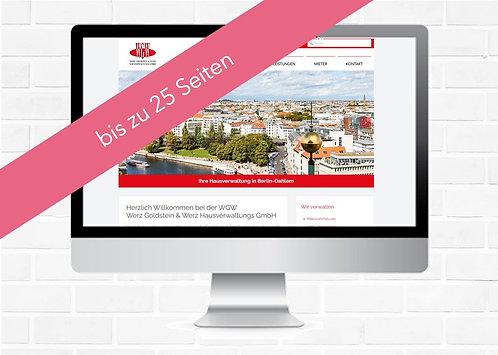 go! Homepages   Compact incl. Einrichtungsgebühr