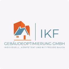 Logo Gestaltung | IKF Gebäudeoptimierung GmbH